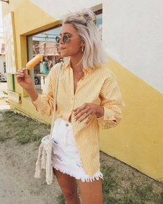 top summer outfits — green and yellow make you cool 24 ~ my.me top summer outfits — green and yellow make you cool 24 ~ my. Trend Fashion, Fashion 2020, Look Fashion, Fashion Outfits, Womens Fashion, Beach Fashion, Fashion Hats, Bohemian Fashion, Vintage Fashion