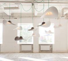 Hat lamp mars design studio eno studio mds0sa001080 luminaire lighting design signed 27020 product