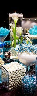 Yummy Candy buffet by Mani Mela