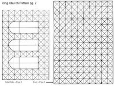 Icing Church Pattern, pg 2 - Page two of Icing Church Pattern.