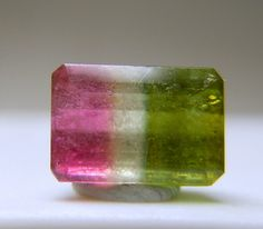 3 colors Tourmaline