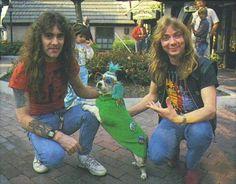 Steve and Dave - World Slavery Tour 1985