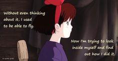 Ghibli Quotes: Photo
