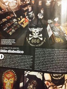 La marca del diablo Italia su lowride magazine