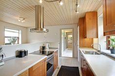 Køkkenet er fra IKEA