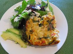 The Coffee Shop: Chile Relleno Casserole
