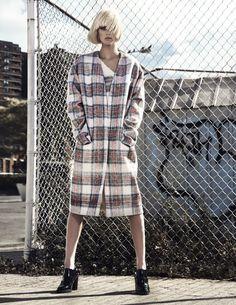 Milou Van Groesen by Mikael Schulz for Vogue Mexico December 2013