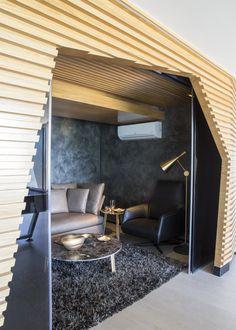 Concrete House | Entertainment | M Square Lifestyle Design | M Square Lifestyle Necessities #Design #Interior #Contemporary