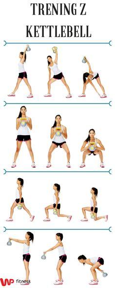 Trening z kettlebell - nie dla słabeuszy Kettlebell, Blond, Sports, Beauty, Hs Sports, Kettlebells, Sport, Beauty Illustration