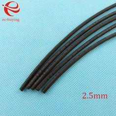 Thermorétractables 2:1 Tube noir et couleur de gaine voiture Wire Wrap Heatshrink Choix