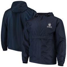 UConn Huskies Champion Packable Jacket - Navy