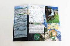 yosemite falls california national park brochure - Google Search