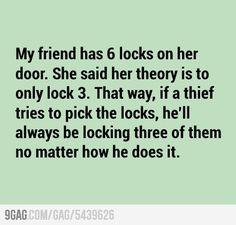 Completely genius.