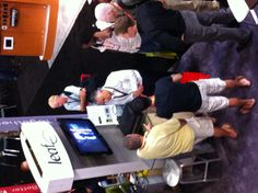 Leaf showcases A/V switching solutions in #Control4 booth at #CEDIA 2012.