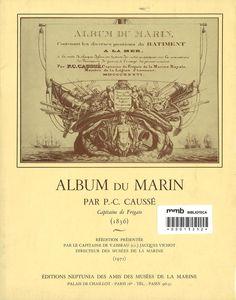Album du Marin par P.-C. Caussé