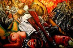 Exiben obras de José Clemente Orozco a 63 años de su muerte