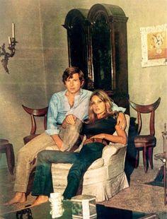 Sharon Tate y Roman Polanski, fueron pareja hasta que el Clan Manson la matò embarazada de 7 meses y junto a varios amigos en 1969