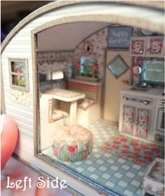 Tiny Trailers Collection from Robin Betterly