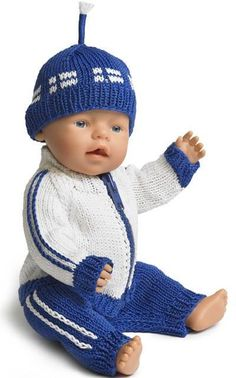Nordic Yarns and Design since 1928 Knitting Dolls Clothes, Doll Clothes, Beautiful Children, Beautiful Dolls, Knit Or Crochet, Crochet Baby, Baby Born Clothes, Knitting Patterns, Crochet Patterns