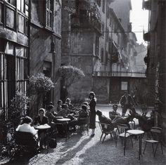 Ugo Mulas - Bar Giamaica, Milano, 1953-54