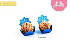 Forminha (www.festasimples.com) ♥