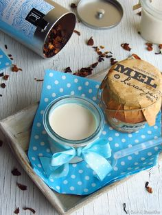 Honey & tea yogurt
