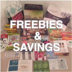 VIDEO: September/October Freebies + Savings!