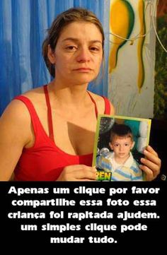 Ana Beatriz Eristela a mother suffering will abduct your child please share pinterest world thanks in Brazil ,una madre sufriendo le raptaron su hijo compartan por favor mundo de pinterest gracias en brasil
