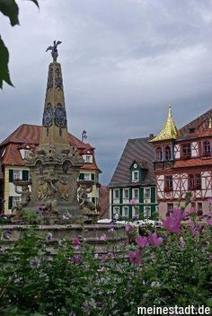 Schwabach/ Germany Lived here when I was a kid. Loved it. My birth country.