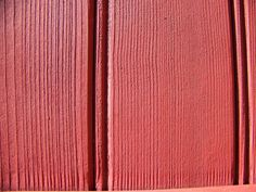 Magnifique ocre rouge
