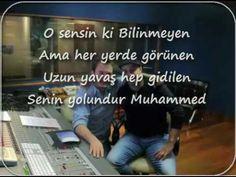 Maher Zain & Mustafa Ceceli - O Sensin Ki Lyric (KARAOKE)