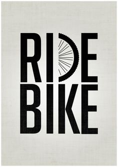 Ride Bike by diogo moreira, via Behance
