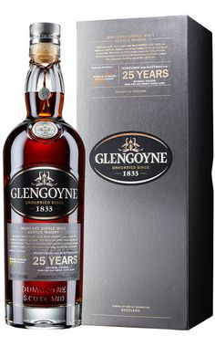 Glengoyne Highland Single Malt Scotch Whisky 25YO | Flickr - Photo Sharing!