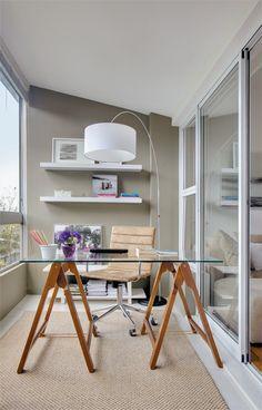 Reforma no apartamento pequeno une quarto e sala - Casa.com.br