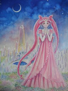 Prayer From Crystal Tokyo by Delight046.deviantart.com on @deviantART