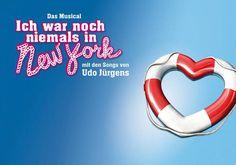 Ich war noch niemals in New York - Das Musical - Theater 11, Zürich - Tickets ab sofort bei Ticketcorner