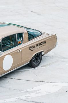 we-are-stubborn:  66' Barracuda Road Racer