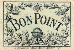 Bon Point by pilllpat (agence eureka), via Flickr