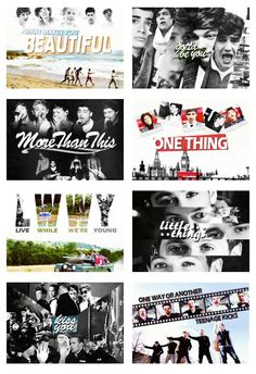 Soon best song ever will join this collection of amazing music videos!!
