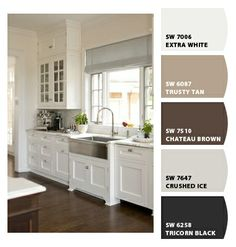 Lovely kitchen paint colors