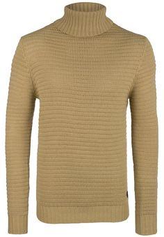 SOULSTAR Strickpullover beige Bekleidung bei Zalando.de | Material Oberstoff: 100% Polyacryl | Bekleidung jetzt versandkostenfrei bei Zalando.de bestellen!