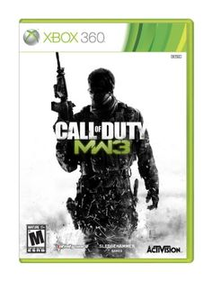 Activision offer the best Call of Duty: Modern Warfare 3. This awesome product currently 119 unit available, you can buy it now for $38.00