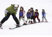 Famous Free Ski School - this is my favorite (you can ski/board while your kids are being entertained!!)