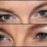 Makeup for Hooded & Blue/Green Eyes