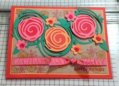 DH flirty swirly bird by diane617 - Cards and Paper Crafts at Splitcoaststampers