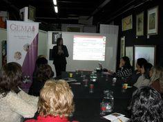 Desayuno de Trabajo para el Grupo Empresarial de Mujeres Argentinas (GEMA).  Agosto de 2011.