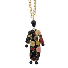Collana Kimono  #Jewery #madeinitaly #lebolegioielli #visco #fascion #top