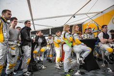 L'équipe Opel