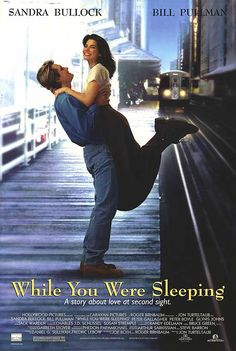 While You Were Sleeping (1995)  The perfect rom-com.  They absolutely do not make them like this anymore.