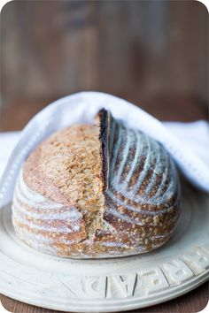 Sourdough bread - I like.